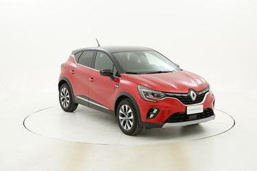 Renault Captur Business benzina antracite a noleggio a lungo termine