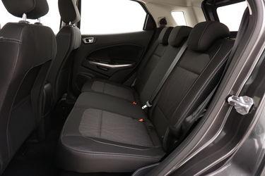 Sedili posteriori di Ford EcoSport