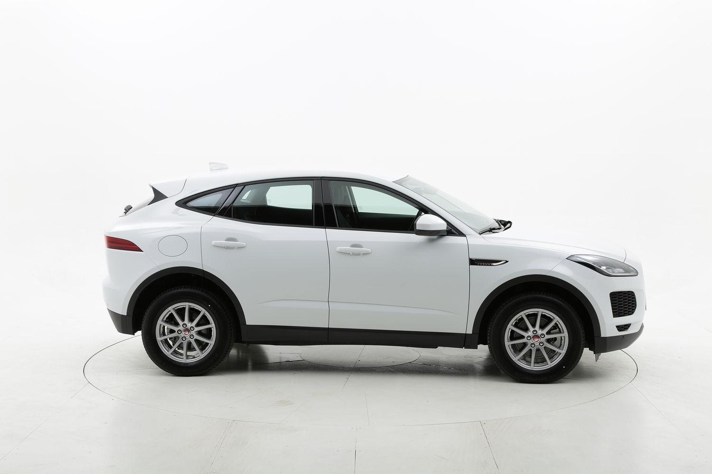 Jaguar E-Pace diesel bianca a noleggio a lungo termine