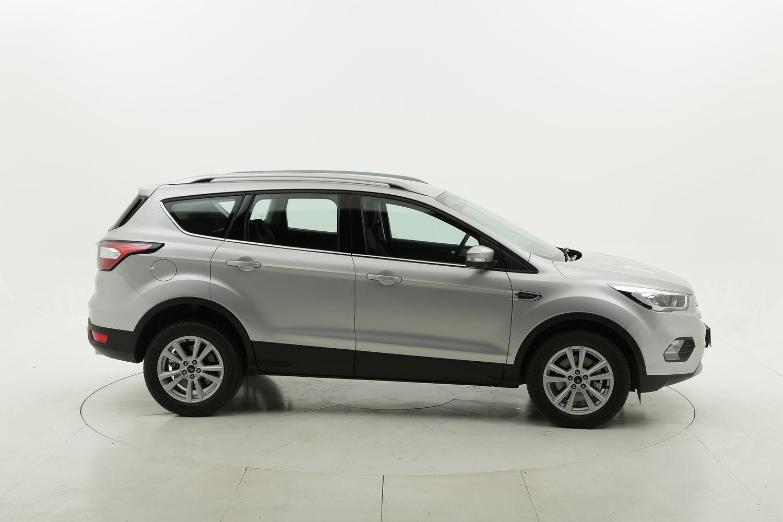 Ford Kuga diesel argento a noleggio a lungo termine