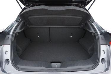 Bagagliaio di Nissan Juke