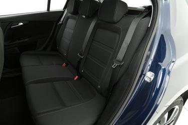 Fiat Tipo Sedili posteriori