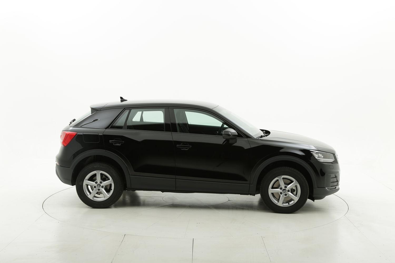 Audi Q2 diesel nera a noleggio a lungo termine