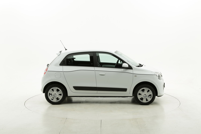 Renault Twingo benzina bianca a noleggio a lungo termine