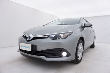 Toyota Auris  Da un'altra prospettiva