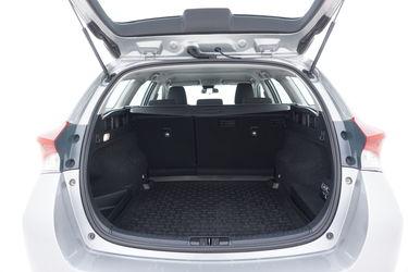 Toyota Auris  Bagagliaio