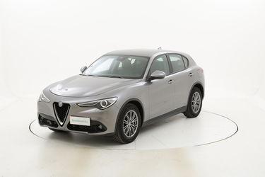 Alfa Romeo Stelvio usata del 2018 con 15.649 km