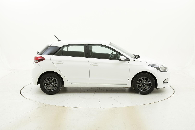 Hyundai I20 Blackline usata del 2017 con 43.845 km