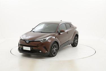 Toyota C-HR usata del 2017 con 56.177 km