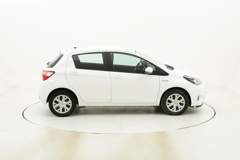 Toyota Yaris Hybrid Business usata del 2018 con 38.720 km