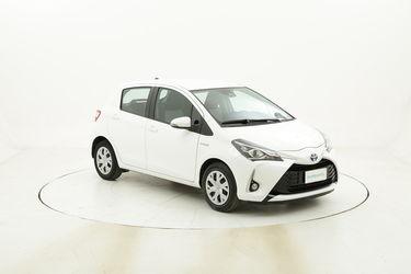 Toyota Yaris Hybrid Business usata del 2018 con 38.710 km
