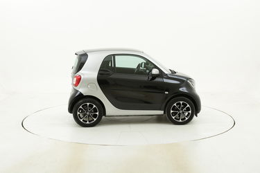 Smart Fortwo Passion twinamic usata del 2017 con 35.311 km