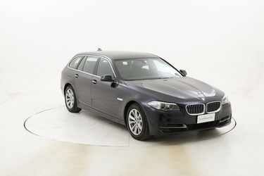 BMW Serie 5 520d xDrive Touring Business aut. usata del 2017 con 107.632 km