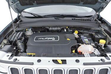 Vano motore di Jeep Renegade