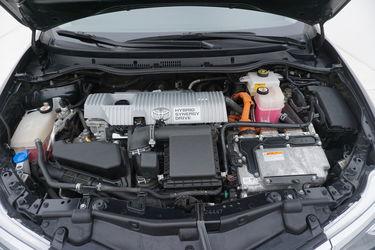 Toyota Auris  Vano motore