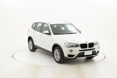BMW X3 usata del 2016 con 38.090 km