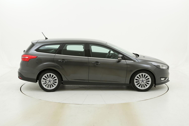 Ford Focus usata del 2017 con 107.928 km