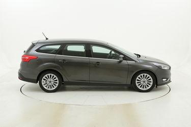 Ford Focus SW Titanium Powershift usata del 2017 con 107.928 km