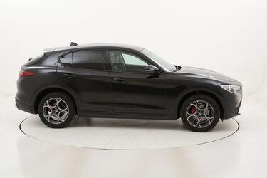 Alfa Romeo Stelvio Executive Q4 AT8 usata del 2017 con 99.239 km