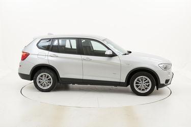 BMW X3 usata del 2016 con 107.069 km