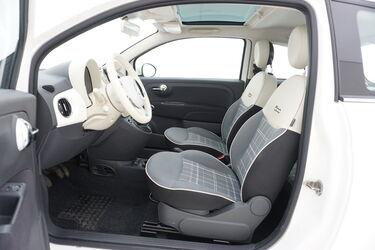 Sedili di Fiat 500