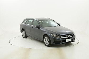 Mercedes Classe C SW 200d Business Aut. usata del 2015 con 124.980 km