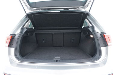 Bagagliaio di Volkswagen Tiguan