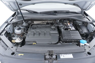 Vano motore di Volkswagen Tiguan