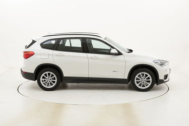 BMW X1 16d sDrive Business usata del 2017 con 120.114 km