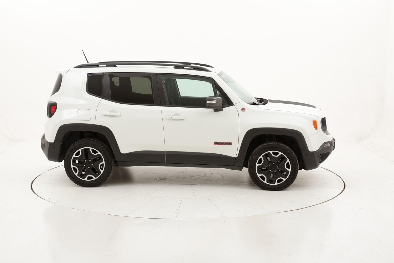 Jeep Renegade Trailhawk 4WD Aut. usata del 2017 con 92.711 km