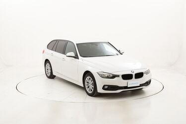 BMW Serie 3 316d Touring Business Advantage Aut. usata del 2017 con 89.605 km