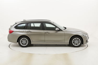 BMW Serie 3 318d Touring Business Advantage aut. usata del 2016 con 49.546 km