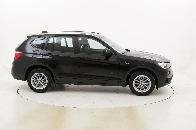 BMW X3 18d sDrive Business Advantage Aut. usata del 2016 con 98.237 km