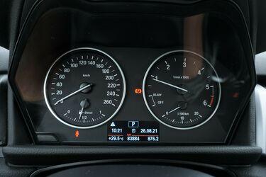 Interni di BMW Serie 2 Active Tourer