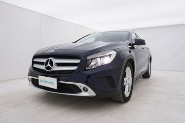 Mercedes GLA   Da un'altra prospettiva
