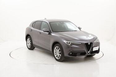 Alfa Romeo Stelvio Business Q4 AT8 usata del 2018 con 64.805 km