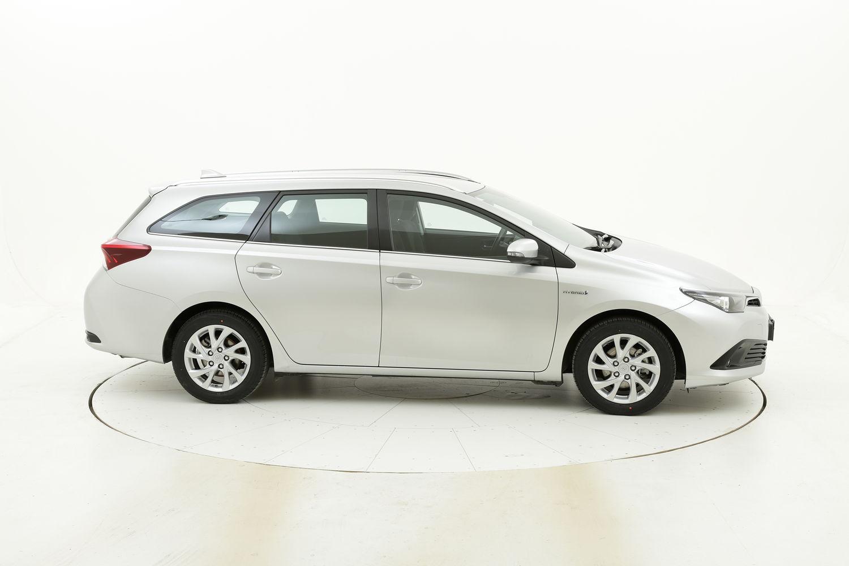 Toyota Auris TS Hybrid Business km 0 ibrido benzina blu