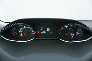 Interni di Peugeot 308