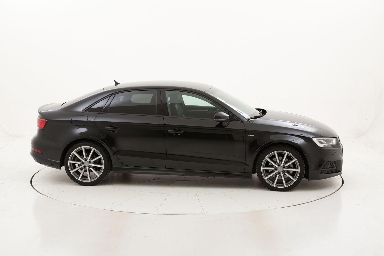 Audi A3 Sedan Sport quattro edition S tronic usata del 2017 con 85.180 km