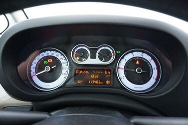 Interni di Fiat 500L