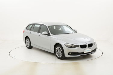 BMW Serie 3 316d Touring Business Advantage aut. usata del 2017 con 69.000 km