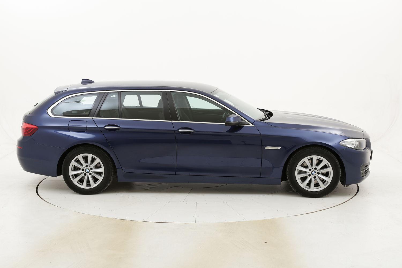 BMW Serie 5 520d Touring Business aut. usata del 2017 con 55.562 km