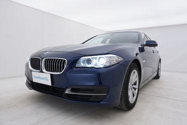 BMW Serie 5  Da un'altra prospettiva