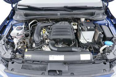 Vano motore di Volkswagen Polo