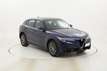 Alfa Romeo Stelvio Business RWD AT8 usata del 2017 con 73.572 km