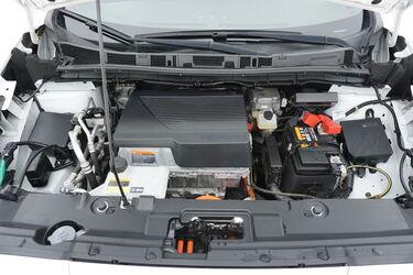 Vano motore di Nissan Leaf