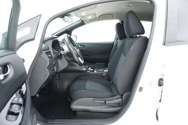 Sedili di Nissan Leaf