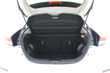 Bagagliaio di Nissan Leaf