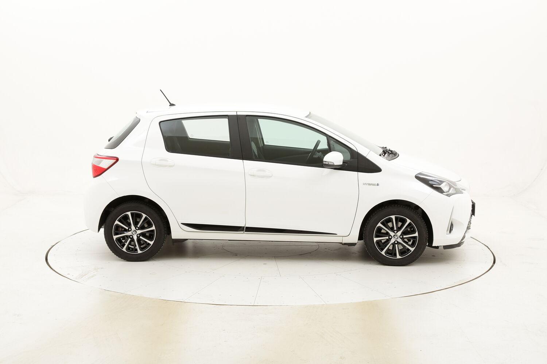 Toyota Yaris Hybrid Active usata del 2016 con 54.676 km