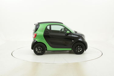 Smart Fortwo Electric Drive Youngster - Black & Green usata del 2018 con 11.443 km